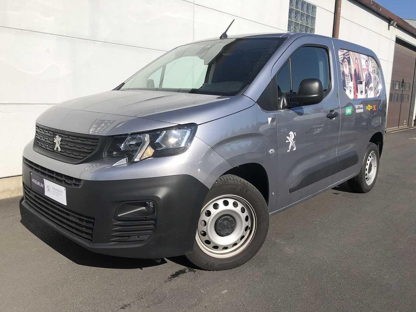 Peugeot 1.6 BlueHDi L1 STD Heavy Premium S&S
